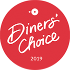 Diners Choice Badge