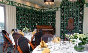The Gatsby Room at Charley Creek Inn - Wabash, Indiana