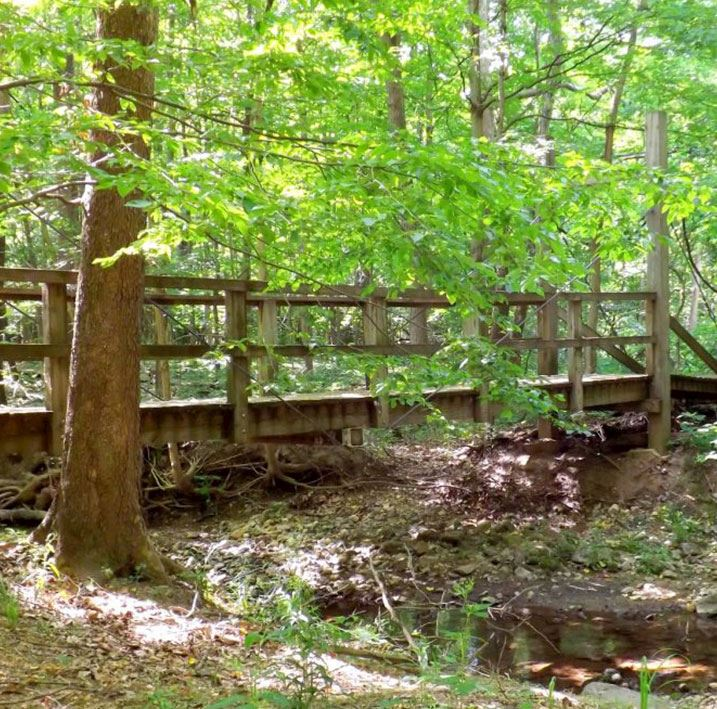 Asherwood Natural Preserve at Wabash, Indiana