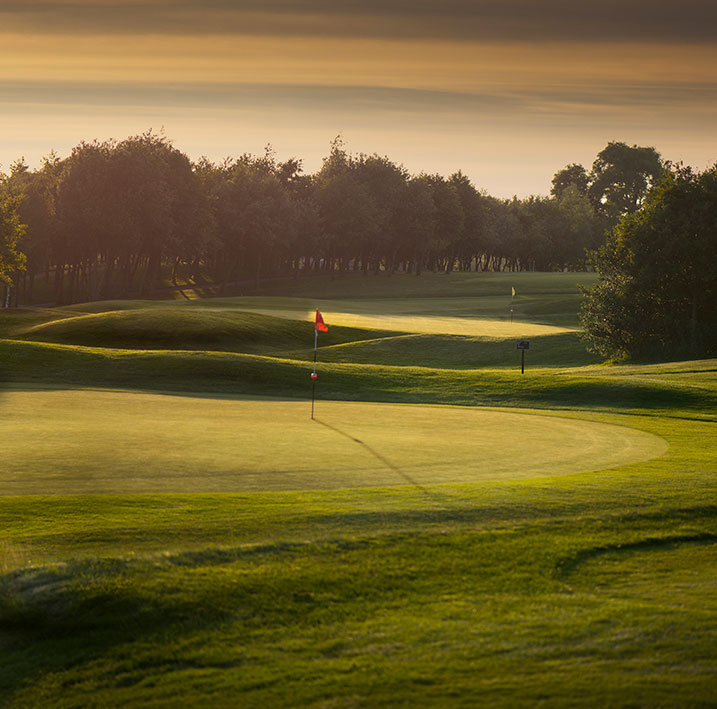Honeywell Golf Course at Wabash, Indiana