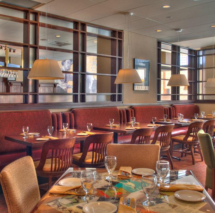 Twenty Restaurant & Lounge at Charley Creek Inn - Wabash, Indiana