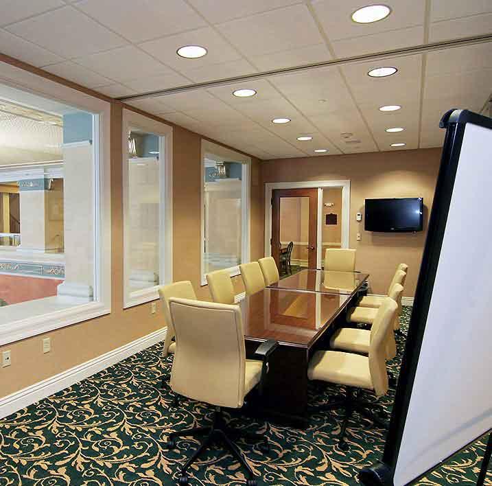 Conference Room at Charley Creek Inn - Wabash, Indiana
