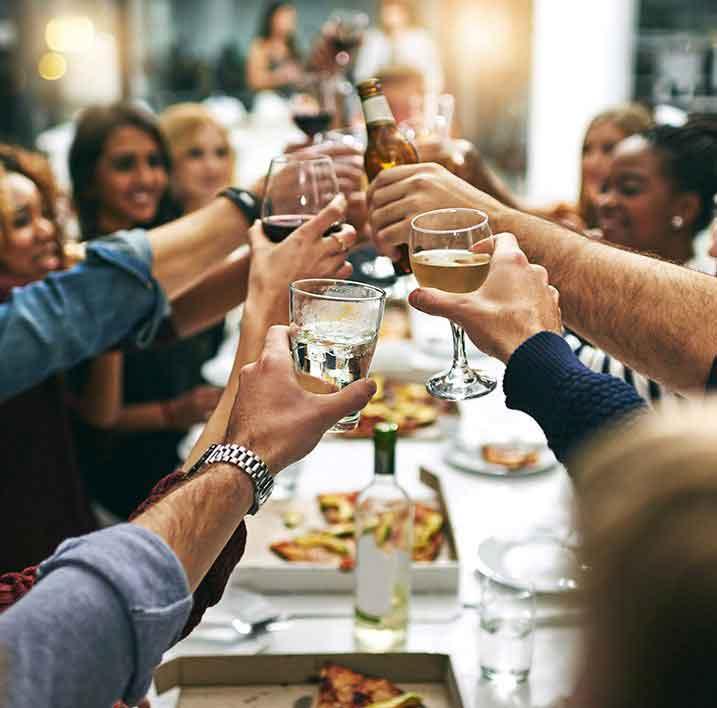 Social Event Celebration at Charley Creek Inn - Wabash, Indiana
