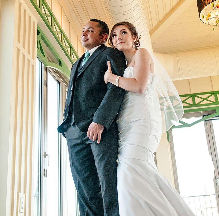 Wedding Celebration at Charley Creek Inn - Wabash, Indiana