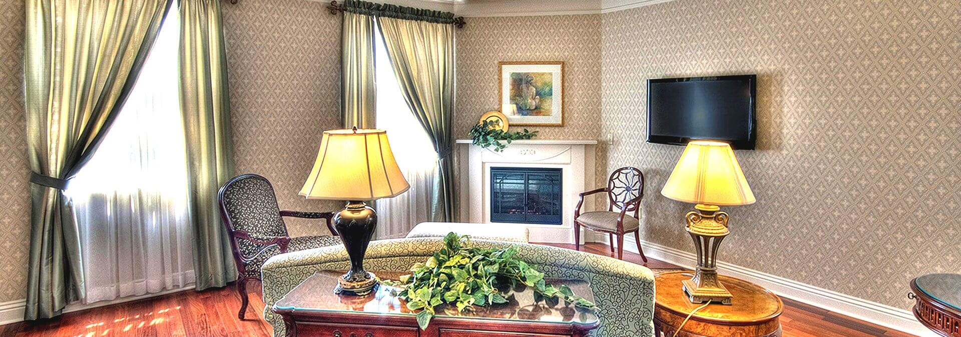 Boutique Luxury Hotel In Wabash Indiana Charley Creek Inn