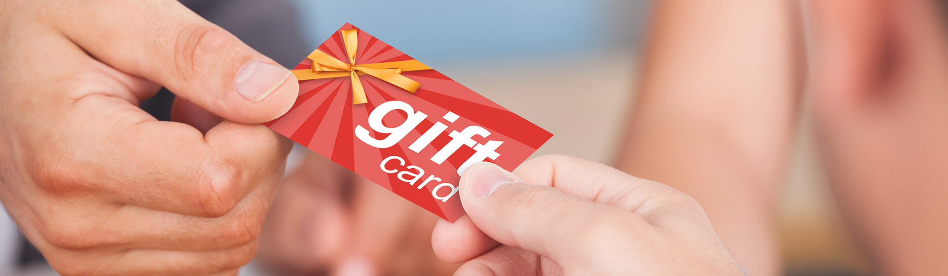 Gift Cards at Wabash, Indiana