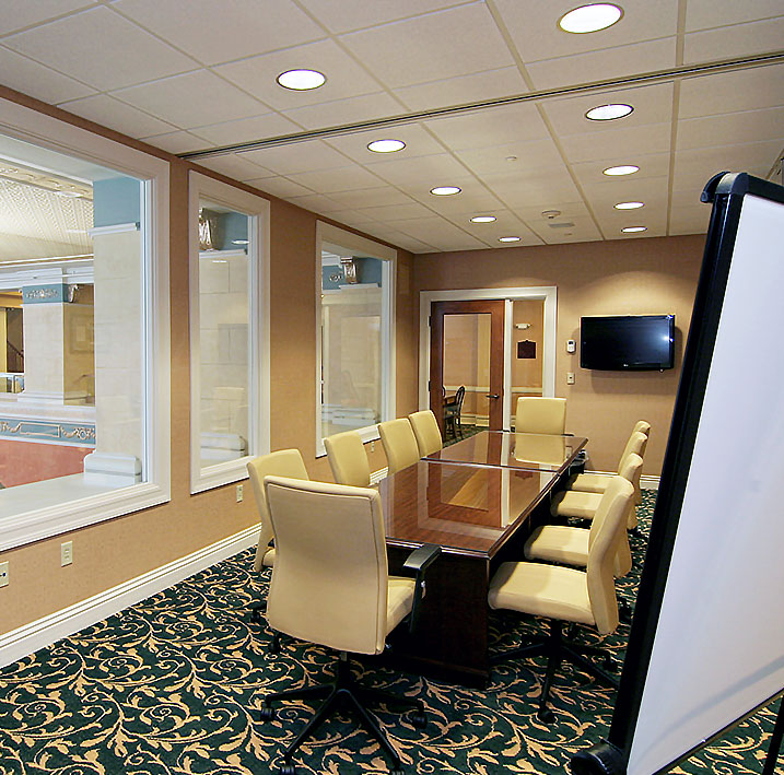 The Ridenour Conference Room at Charley Creek Inn - Wabash, Indiana