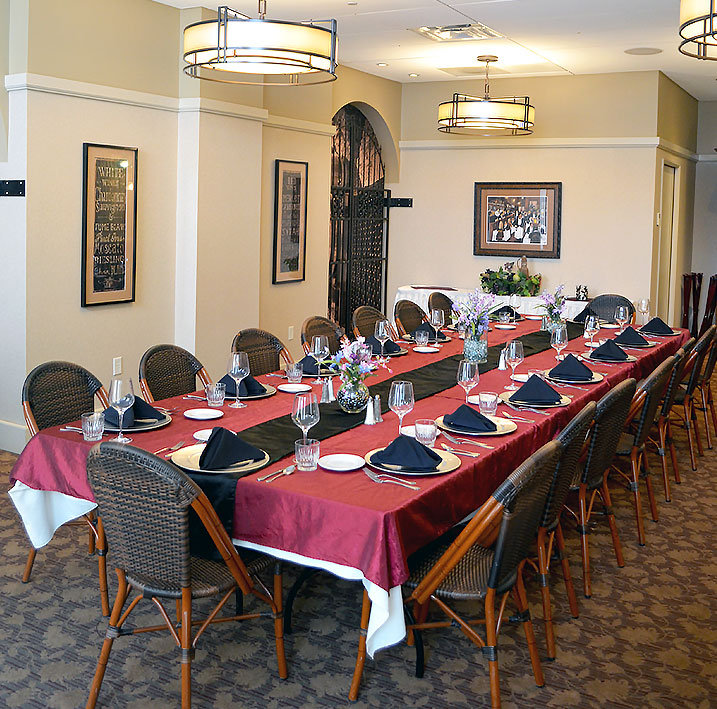 Richard E. Ford Dining Room at Charley Creek Inn - Wabash, Indiana