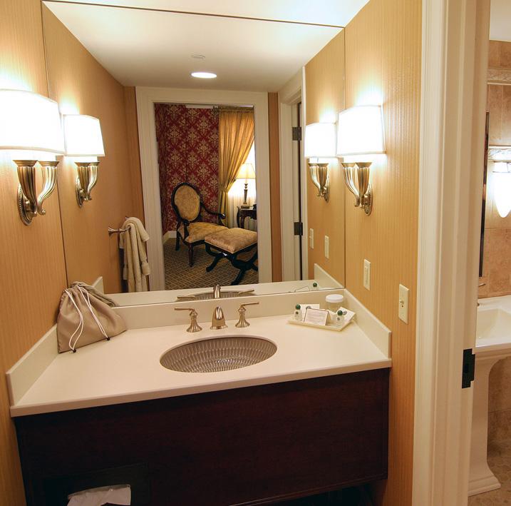 Dekau (Room 205) at Charley Creek Inn - Wabash, Indiana