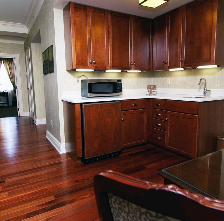 Delux Two Bedroom Suite at Charley Creek Inn - Wabash, Indiana