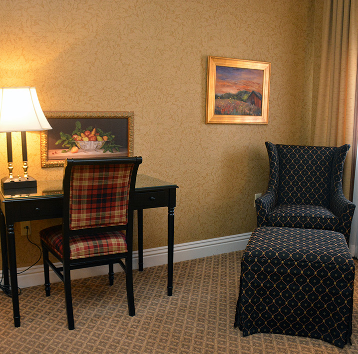 Double Queen Junior Suite at Charley Creek Inn - Wabash, Indiana