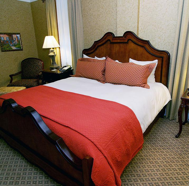 Purdue University (Room 307) at Charley Creek Inn - Wabash, Indiana
