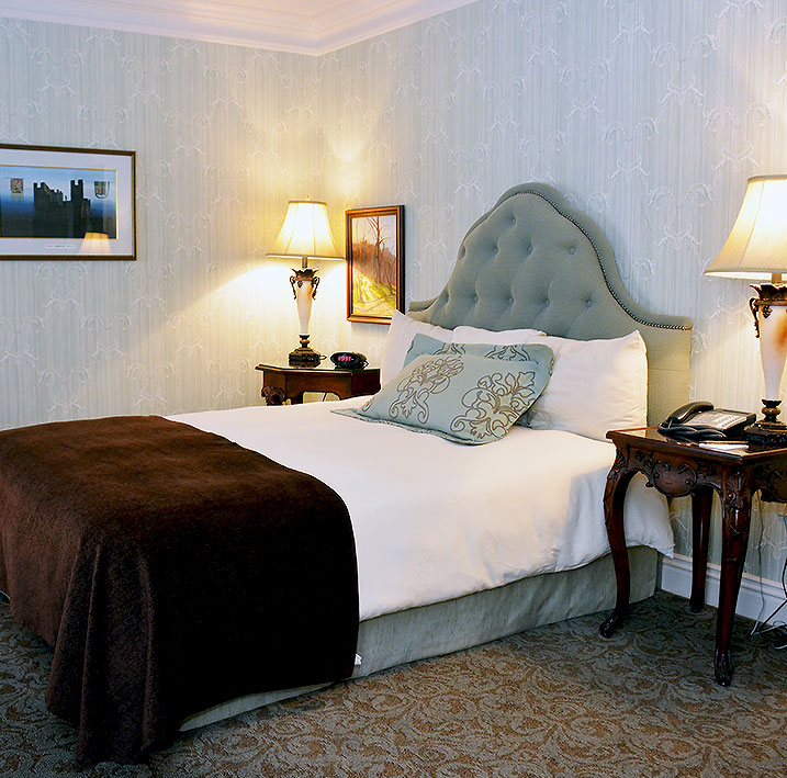 Queen Superior (Room 408) at Charley Creek Inn - Wabash, Indiana
