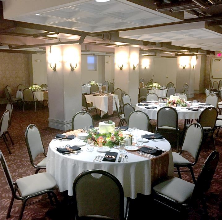 The Wabash Cannonball Room at Charley Creek Inn - Wabash, Indiana